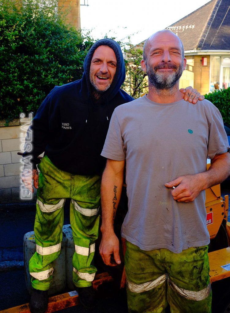 BANES Happy Workmen